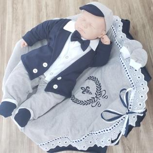Saída de Maternidade Doce Sonho Príncipe Arthur